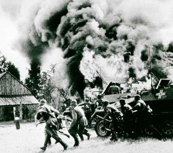 blitzkrieg essay