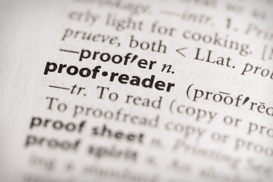 Online proofreader your paper