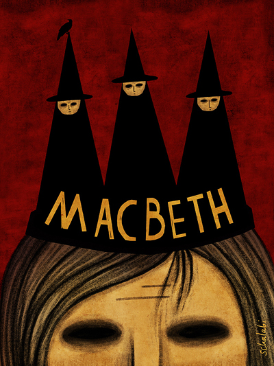 lady macbeth the three witches and macbeth essay Macbeth, the thane of glamis, a noble man of scotland, a general in the scotland king's army and a great warrior is self-satisfied with his position, until the three witches tell him in the third scene of the first act.