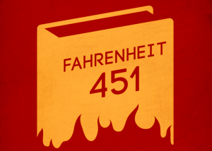 faherenheit 451 changes of montag Ray bradbury wrote his dystopian classic fahrenheit 451 at the height of  mccarthyism and cold war paranoia in the novel, guy montag is employed as a .